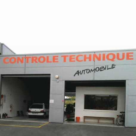 Centre de controle technique AUTO BILAN DES COTEAUX situé proche de SAINT GEORGES DES COTEAUX, 17810